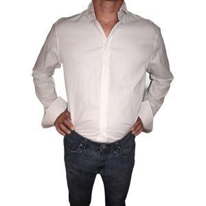 Dolce & Gabanna White Button Down Shirt - Large